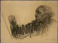 Kollwitz self portrait