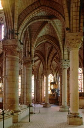 The Ambulatory of Saint-Denis