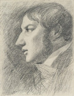 John Constable, Self-Portrait,