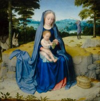 The Rest on the Flight into Egypt, c. 1510