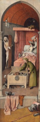Death and the Miser, c. 1485/1490