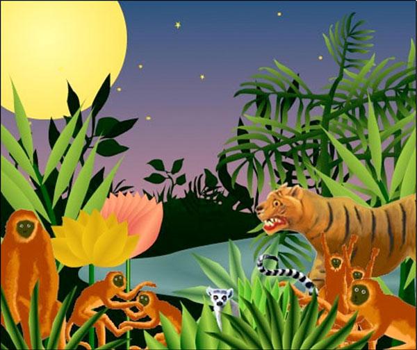 NGAkids Jungle