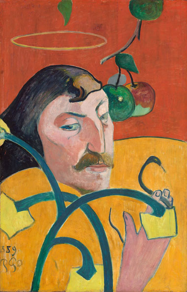 Two Faces Of Paul Gauguin