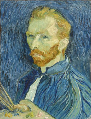 Van Gogh S Self Portraits