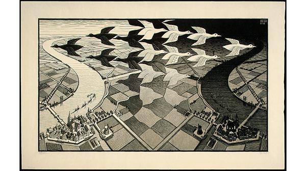 Mathematics And The Art Of M C Escher
