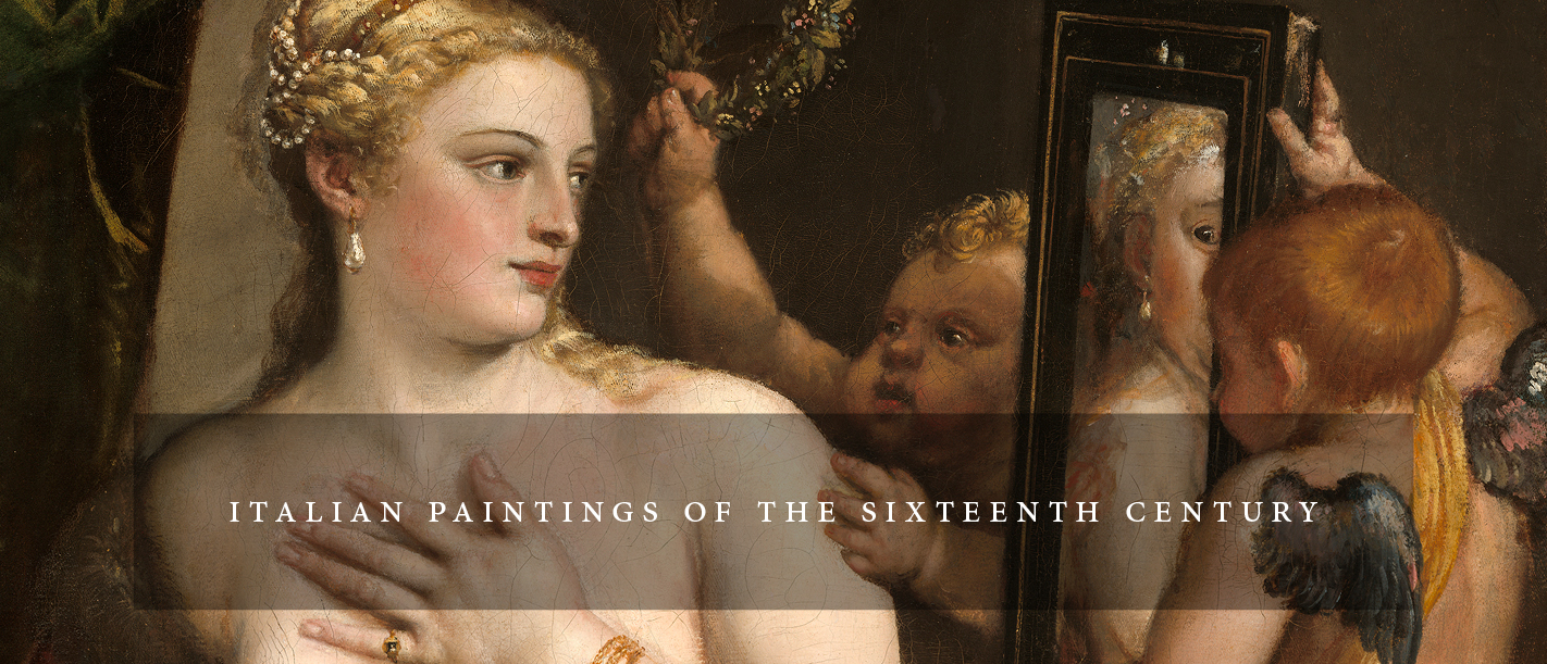 Italian Paintings of the Sixteenth Century