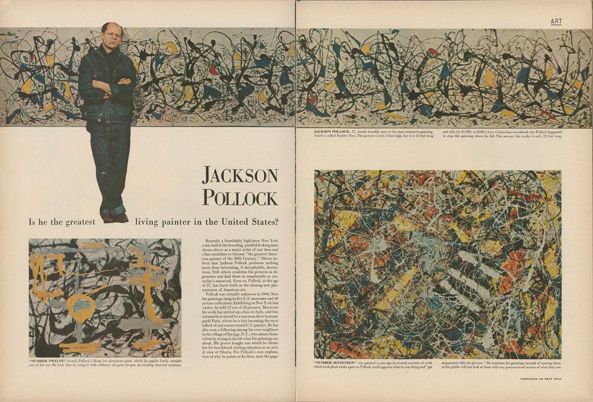 abe3e5125c6e Jackson Pollock