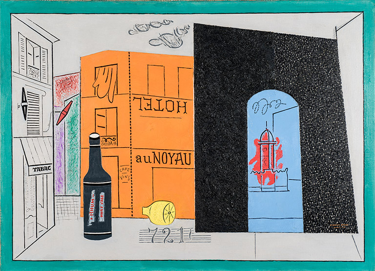 Stuart Davis: In Full Swing @ National Gallery of Art's West Building | Washington | District of Columbia | United States