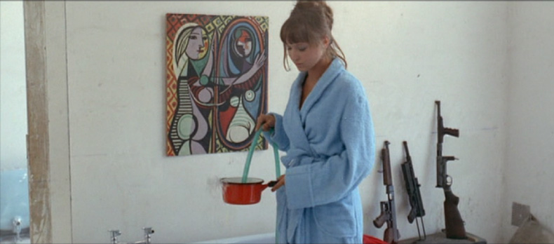 Pop Cinema: Jean-Luc Godard's Pierrot le fou