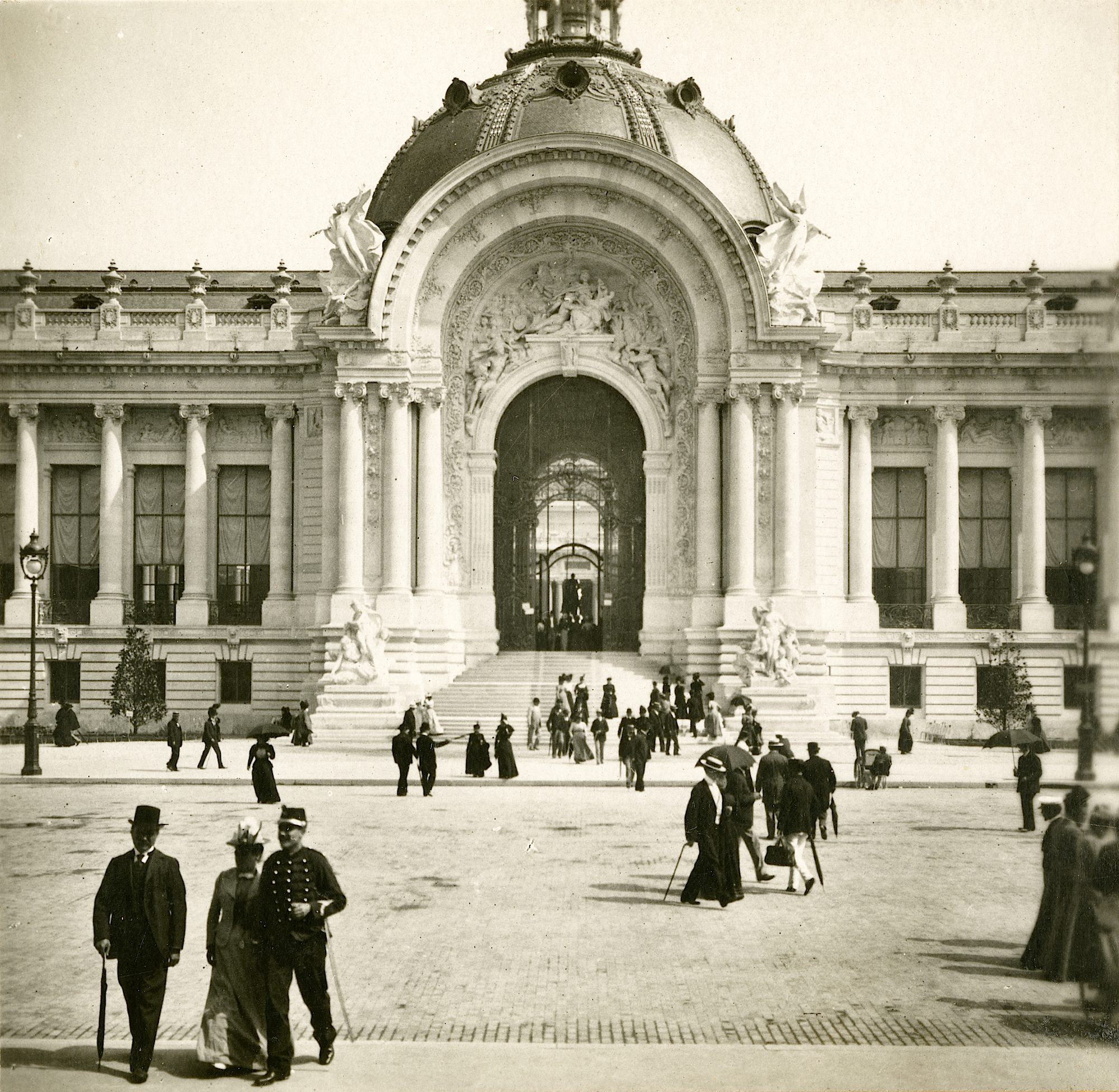 Exposition universelle de 1900 - Exposition paris grand palais ...