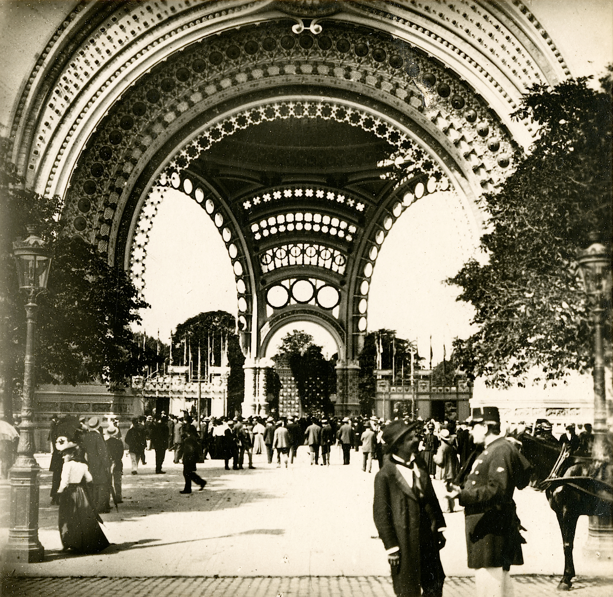 Stands Expo Universelle : Exposition universelle de