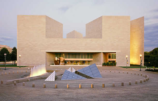 Image result for east wing of the national gallery of art