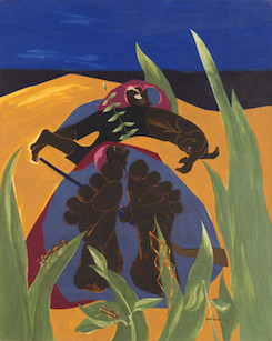 African American Passion Art