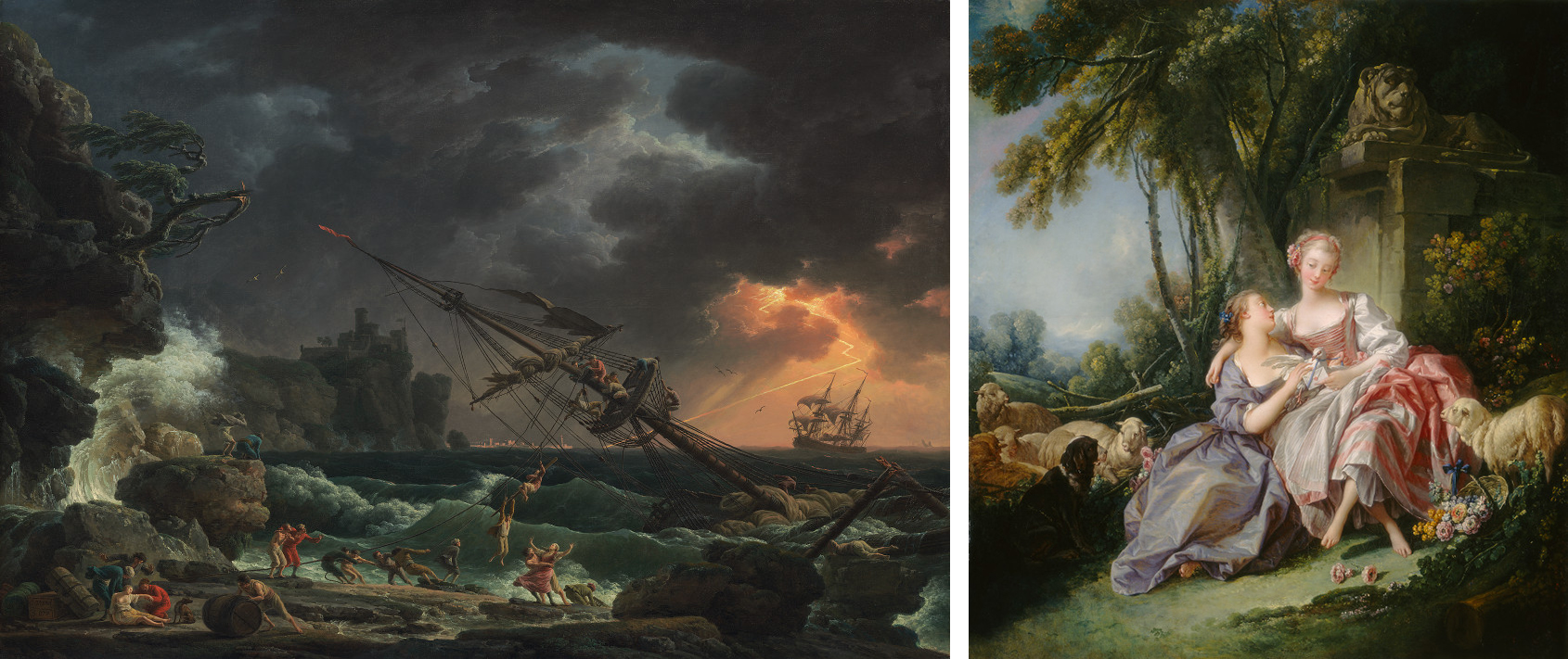 famous paintings of shipwrecks defendbigbirdcom