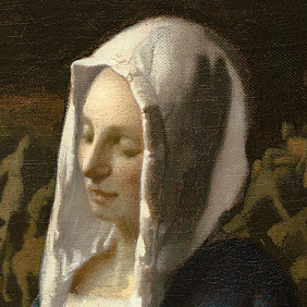 woman holding a balance by jan vermeer essay Jan vermeer by eo jan vermeer was a dutch painter in the 17th century   this woman holding a balance is standing in front of a picture of the last  judgment,.