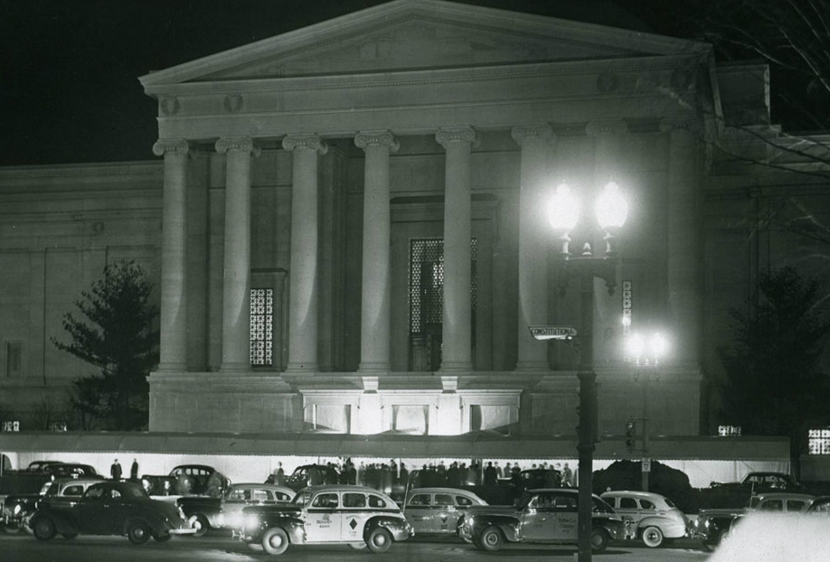 Paul Mellon and the National Gallery of Art