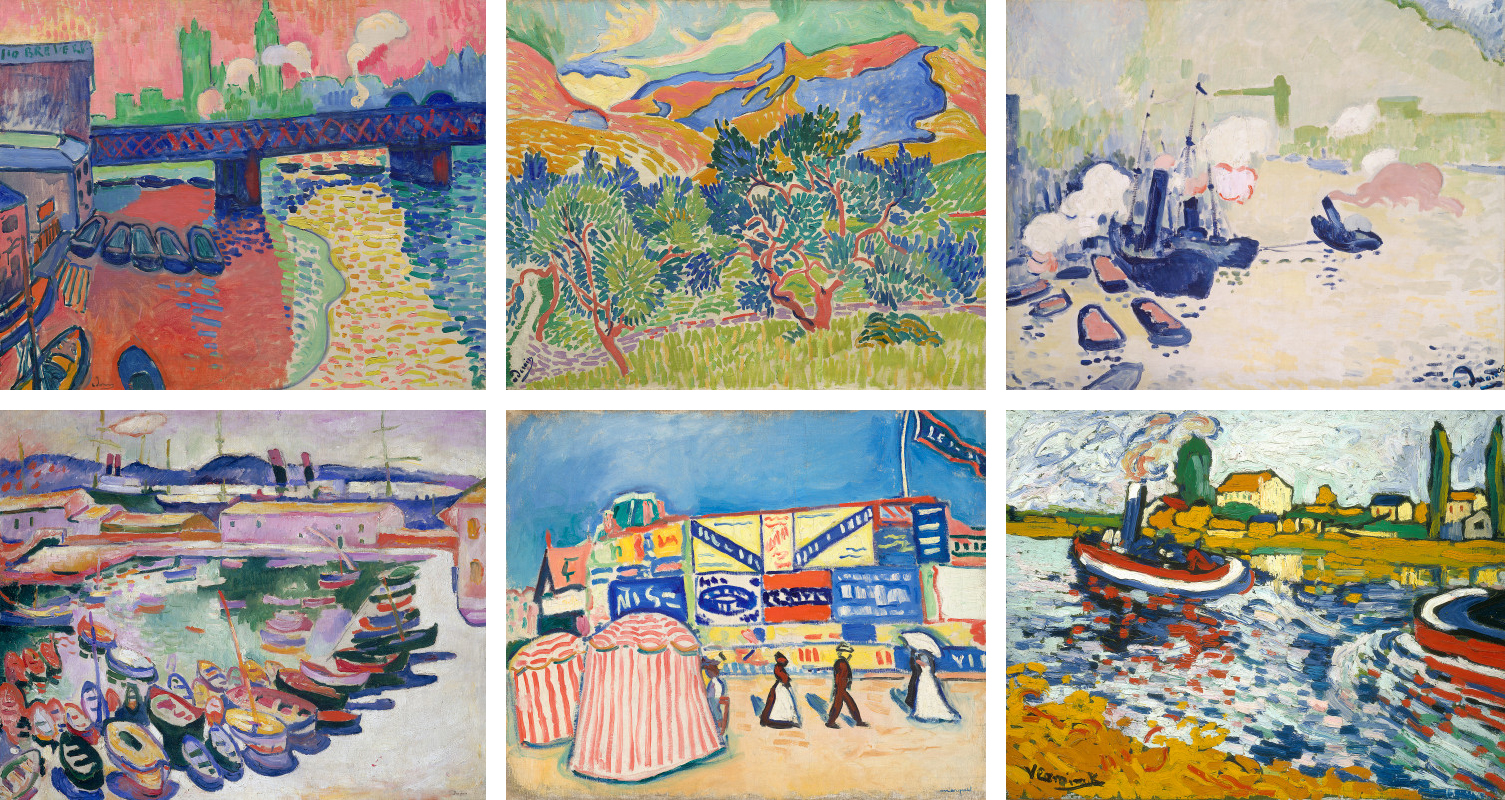 fauvism essay Discuss the themes and techniques of fauvism support your arguments with reference to specific examples between 1904-7, henri matisse, andre derain and.