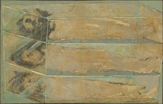 Dino Aranda, Three Figures, 1968