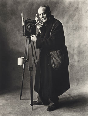 Irving Penn, Street Photographer (A), New York, 1950, printed October 1976