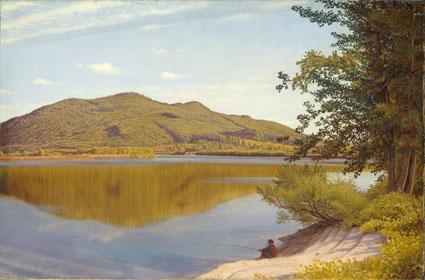 Thomas Charles Farrer, 'Mount Tom', 1865, oil on canvas, John Wilmerding Collection, Promised Gift