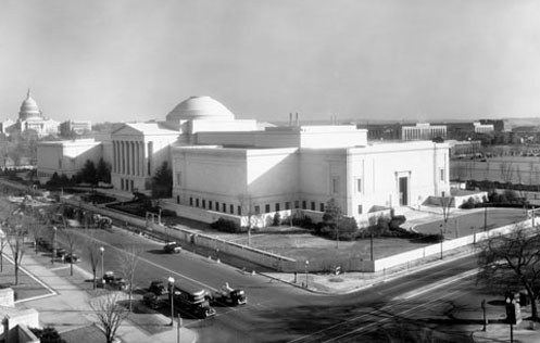 Image result for 1962 the National Gallery of Art in Washington, D.C.