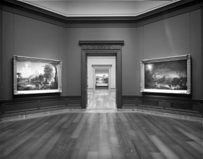 West Building Main Floor, Gallery 60, c. 1991