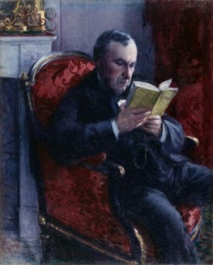 Portrait of Eugène Daufresne
