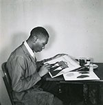 Jacob Lawrence, c. 1941
