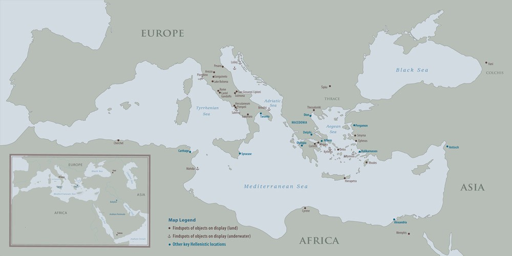 map-hellenistic-world
