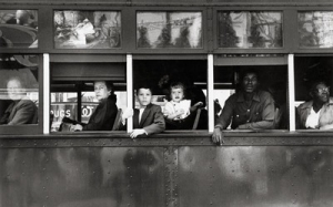 Trolley–New Orleans, 1955, 2001.8.1