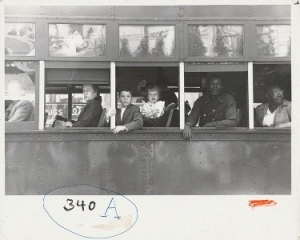 Trolley–New Orleans, 1955, 1990.28.316