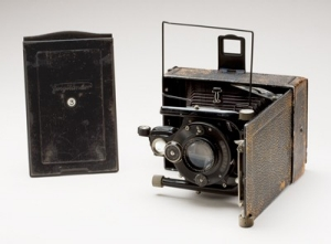 Robert Frank's camera used for 40 Fotos