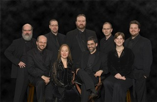 Cappella Romana performs music based on Byzantine chant on Sunday, October 27 at the National Gallery of Art in honor of Heaven and Earth: Art of Byzantium from Greek Collections.