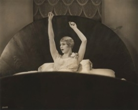 Film still from Easy Virtue (Alfred Hitchcock, 1927, 35 mm, 90 minutes) to be shown at the National Gallery of Art on Sunday, July 14, 4:00 p.m., as part of the film series  The Hitchcock 9. Image courtesy of British Film Institute