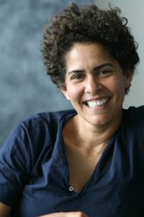 Julie Mehretu, artist, presents the Diamonstein-Spielvogel Lecture on Sunday, November 17, at the National Gallery of Art in conjunction with the exhibition Yes, No, Maybe: Artists Working at Crown Point Press. Photo © Teju Cole
