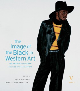 Faya Causey, head of academic programs, National Gallery of Art, moderates a panel discussion on the Image of the Black in Western Art, Volume 5: The Twentieth Century, Part 2: The Rise of Black Artists. A book signing follows the program.