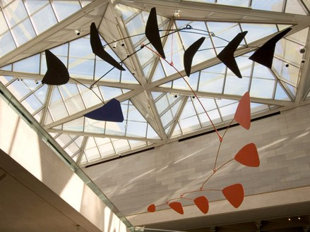 Alexander Calder Untitled, 1976 aluminum and steel overall: 910.3 x 2315.5 cm (358 3/8 x 911 5/8 in.) gross weight: 920 lb. National Gallery of Art, Washington, Gift of the Collectors Committee