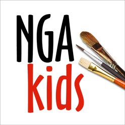 Image result for nga kids art zone