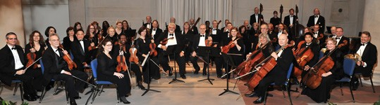 National Gallery of Art Orchestra performs music by violinists and composers Carl Nielsen (Denmark) and Jean Sibelius (Finland) on October 25, in honor of the composers' 150th birthdays Peter Wilson, guest conductor West Building, West Garden Court, 3:30