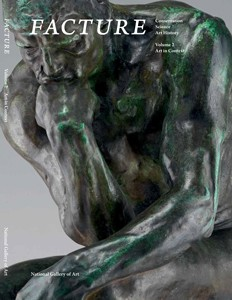 Facture: Conservation, Science, Art History, Volume 2: Art in Context, edited by Daphne Barbour, senior object conservator and E. Melanie Gifford, research conservator for paintings technology at the National Gallery of Art, Washington