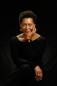 Artist Carrie Mae Weems. Photo courtesy Jerry Kleinberg, 2011