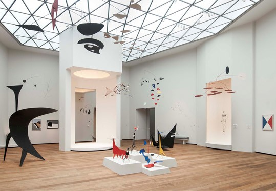 Alexander S. C. Rower, Alexander Calder's grandson and president, Calder Foundation, will discuss Calder Tower with Harry Cooper, curator and head, department of modern art, 2:00 p.m., February 26, National Gallery of Art, East Building Auditorium.