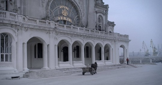 Film still from The Miracle of Tekir (Ruxandra Zenide, 2016, subtitles, 90 minutes), to be shown at the National Gallery of Art on Saturday, May 27, at 4:00 p.m., as part of the film series Reinventing Realism—New Cinema from Romania. Image courtesy of Elefant Film.