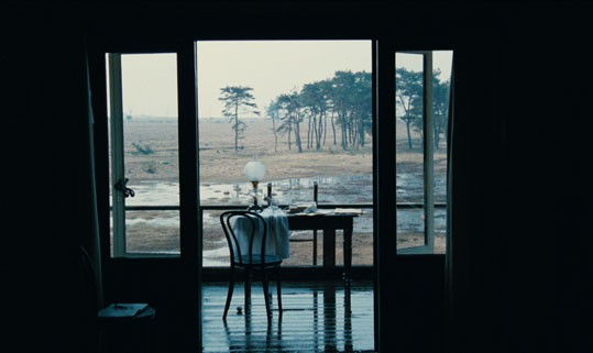 Film still from The Sacrifice (Andrei Tarkovsky, 1986, subtitles, 149 minutes), Washington premiere of the restoration to be shown at the National Gallery of Art on Sunday, March 18, at 4:00 p.m. Image courtesy Kino Lorber.