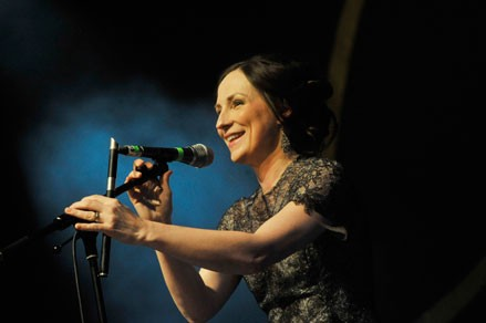 Julie Fowlis will perform at the National Gallery of Art on October 7, 2018, at 3:30 p.m. Photo by Donald Macleod.