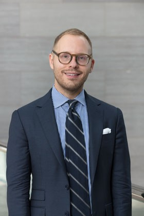 Aaron Wile, Associate Curator of French Paintings