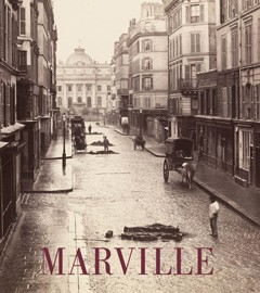 "The fully illustrated exhibition catalogue for ""Charles Marville: Photographer of Paris"" is available in the Gallery Shops."