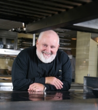 Chef Michel Richard. Photo by Stacy Zarin-Goldberg