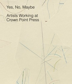 The fully illustrated exhibition catalogue for Yes, No, Maybe: Artists Working at Crown Point Press is available in the Gallery Shops.