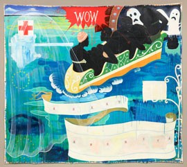 Kerry James Marshall, Great America, 1994